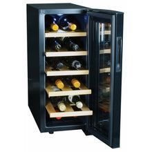 Load image into Gallery viewer, Koolatron 12 Bottle Deluxe Thermoelectric Wine Cooler with Digital Temperature Controls - CoolCatCoolers