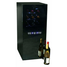Load image into Gallery viewer, Koolatron 24 Bottle Dual Zone Thermoelectric Wine Cooler with Digital Temperature Controls - CoolCatCoolers