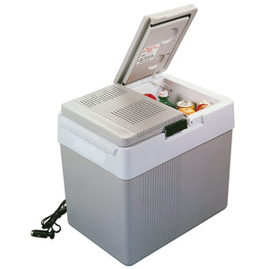 Koolatron 33 Quarts (31 Liters) 12V Kargo Electric Cooler and Warmer - Gray - CoolCatCoolers