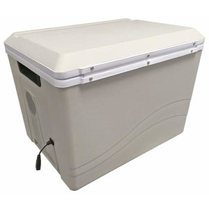 Koolatron 36 Quarts (34 Liters) 12V Kool Kaddy Electric Cooler and Warmer - Gray - CoolCatCoolers
