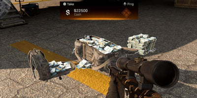 The concept of cash roll and why it's important to win Warzone games