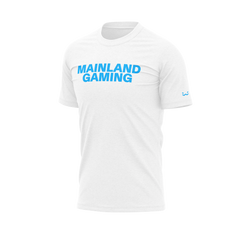 Mainland Gaming T-shirt in white