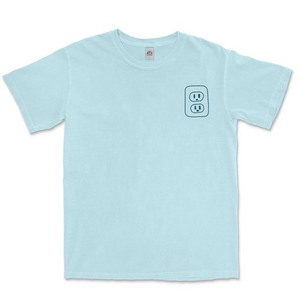 Everyday Power Outlet Tee