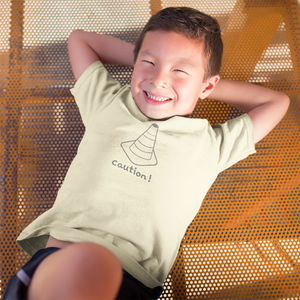 Kids Safety Cone Tee