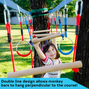 Double Obstacle Line - DELUXE set