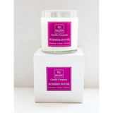 Breathe in the smell of sweet summertime with this heavenly blend of lemongrass, orange, and geranium. It will surely invoke nostalgic feelings of those hot sunny days and warm summer nights at your summer house, all year long.