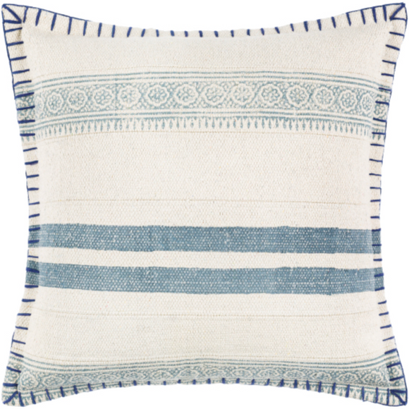 Indigo Indian Pillow