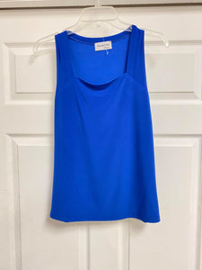 Camisole Bleu Royal T-171