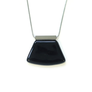 Collier Fancy noir - Créart