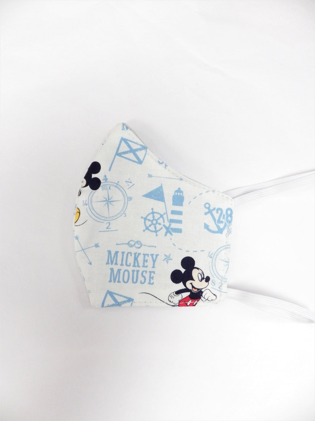 Blanc Mickey Mouse