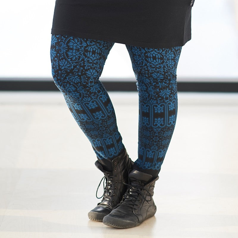 Legging Virginie Sarcelle