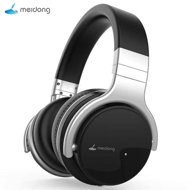 Meidong E7B Noise Cancelling Bluetooth Headphone