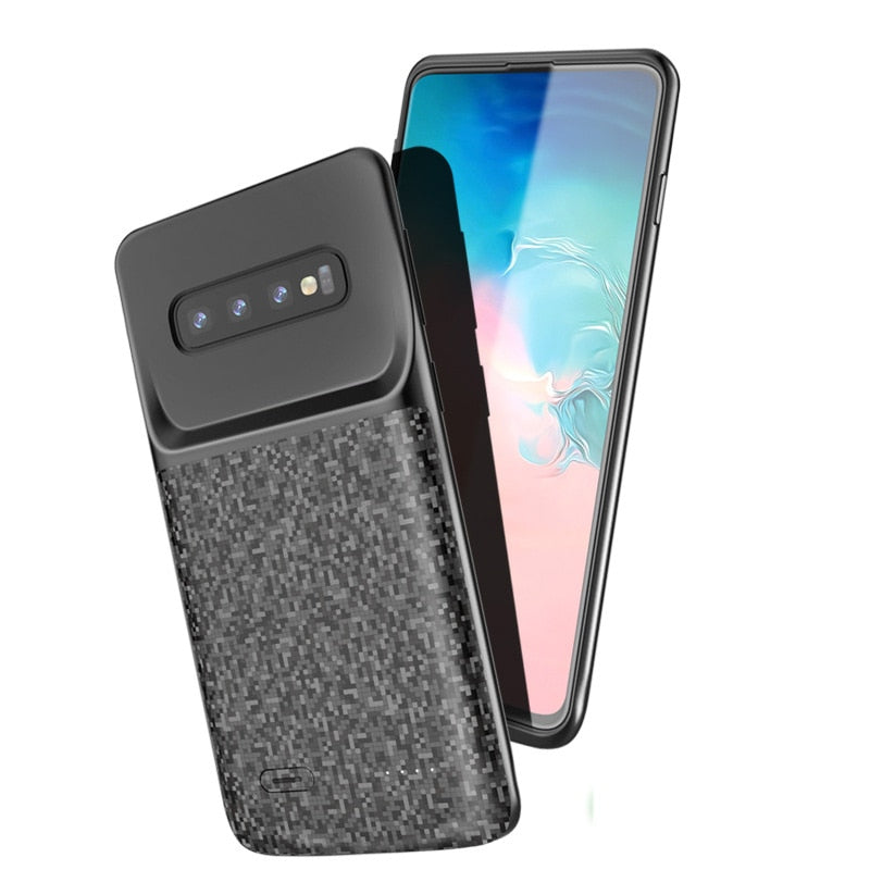 Charging Case For Samsung Galaxy S10