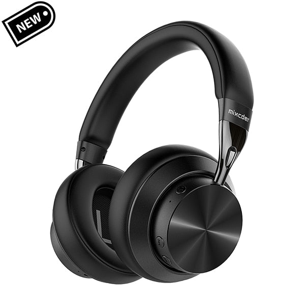 Mixcder E10 Upgraded aptX Low Latency Wireless Bluetooth Headphone