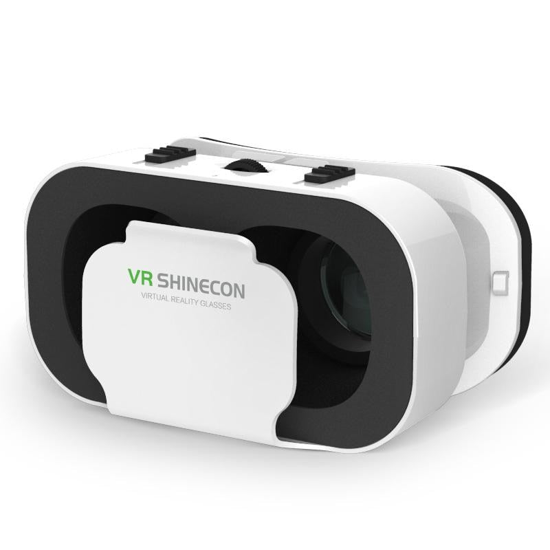 EastVita VR Virtual Reality 3D Glasses Box VR SHINECON G05A 3D VR Glasses Headset for 4.7-6.0 inches Android iOS Smart Phones