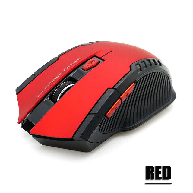 2.4GHz 20,000 DPI Wireless Mouse