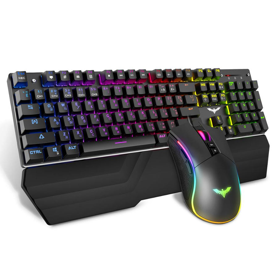 HAVIT Gaming Mechanical Keyboard