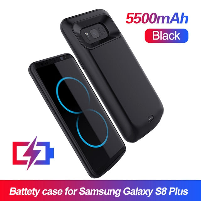 Battery Charger Case For Samsung