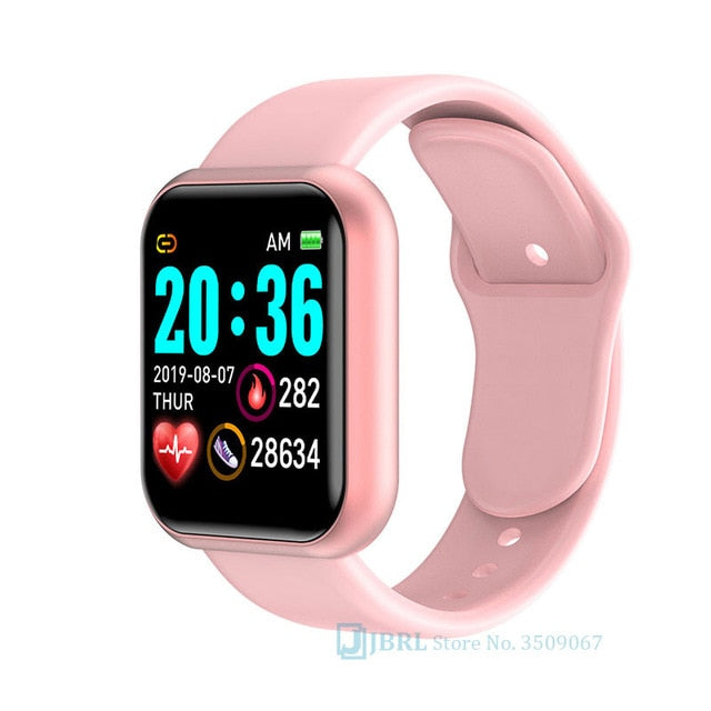 Y68 Smart watch For Girls Boys Electronic Smart watch