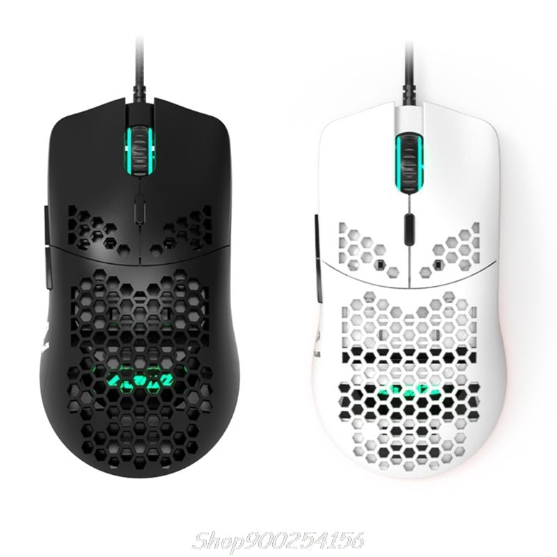 AJ390 Light Weight Wired Mouse