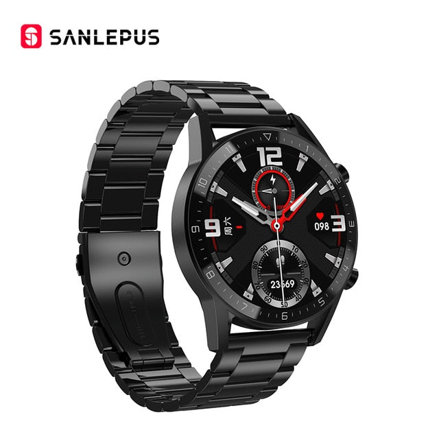 SANLEPUS Smart Watch Bluetooth Call 2020 Smartwatch For Men Women IP68 Waterproof Sport Fitness Bracelet Band For Android Apple