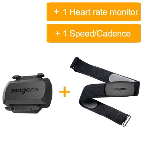 Heart Rate Monitor Chest Strap Bluetooth 4.0 ANT Fitness Sensor Compatible Belt Wahoo Garmin Polar Connected Outdoor Band