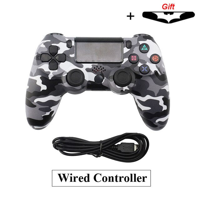 PS4 Pro Bluetooth Wireless/Wired Controller