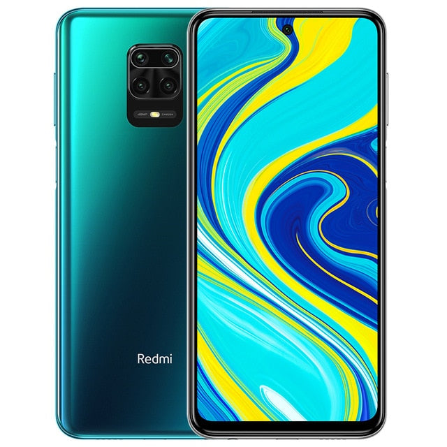 Xiaomi Redmi Note 9S 6GB 128GB Global Version Smartphone Note 9 S Snapdragon 720G Octa core 5020mAh 48MP QuadCamera mobile phone