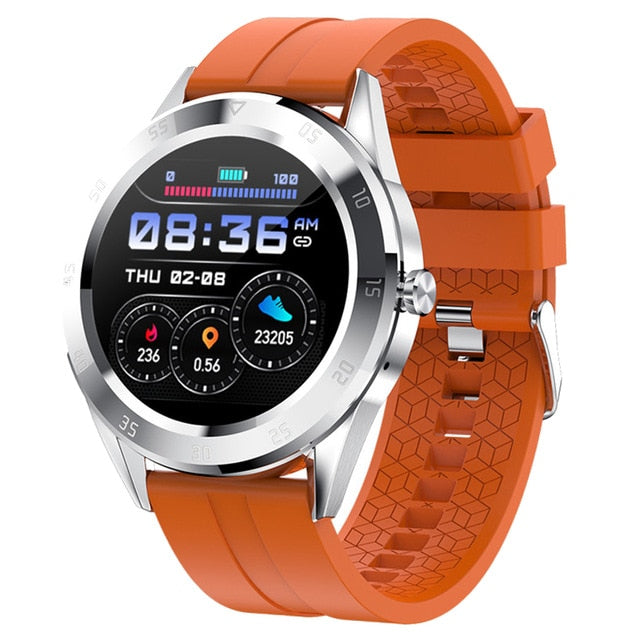 Full Touch Bluetooth Call Smart Watch Men Women Ip67 Waterproof Sport Fitness Tracker Watch Smartwatch Blood Pressure Heart Rate