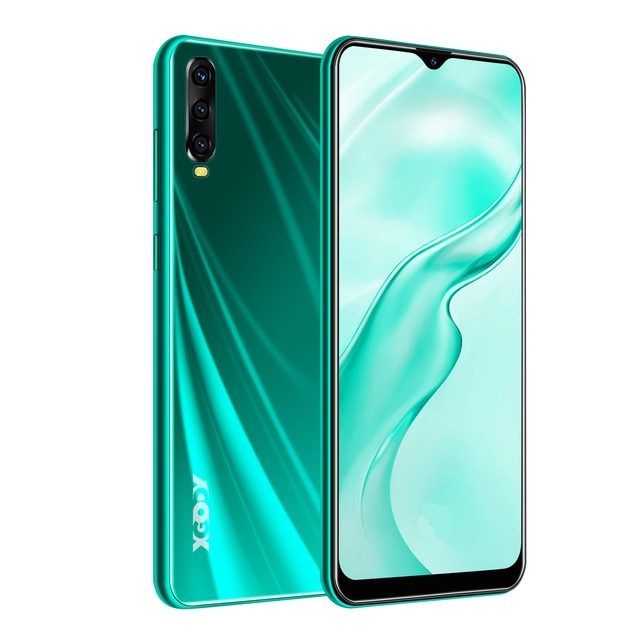 XGODY Original Smartphone Android 9.0 6.5 Inch 19:9 Full Screen MTK6580 Quad Core 2GB 16GB Cell Phone  3G 2700mAh Mobile Phones