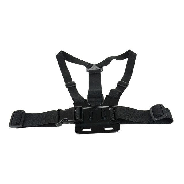 Adjustable Chest Belt Strap Mount Harness for Gopro Hero 4s/4/3+3/2/1 sj7000 Sport Action Camera Accessories GP26B ND998