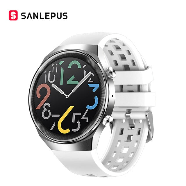 2020 SANLEPUS QS8 NEW Smart Watch With Bluetooth Calls Men Women Waterproof Smartwatch Fitness Bracelet For Android Huawei Apple