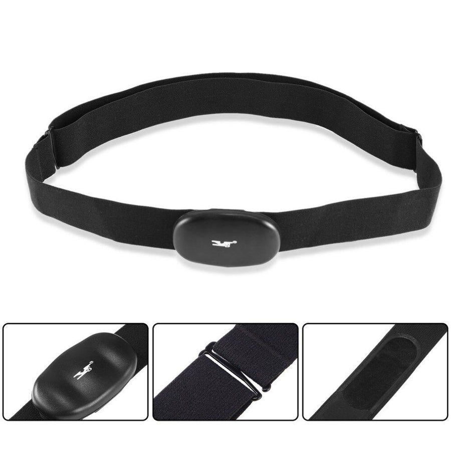 Smart Bluetooth V4.0 Fitness Wireless Heart Rate Monitor Sensor Chest Strap Sport Equipment for Android Mobile Phone Hot