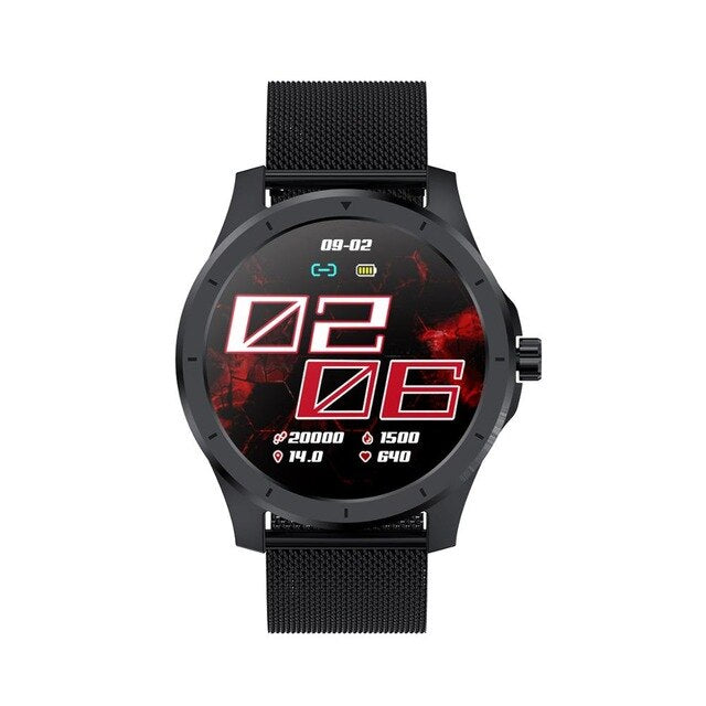 MAFAM MX10 Bussiness Smart Watch Men Music Playback 512M RAM Bluetooth Call IP68 Waterproof Sport Smartwatch For android ios