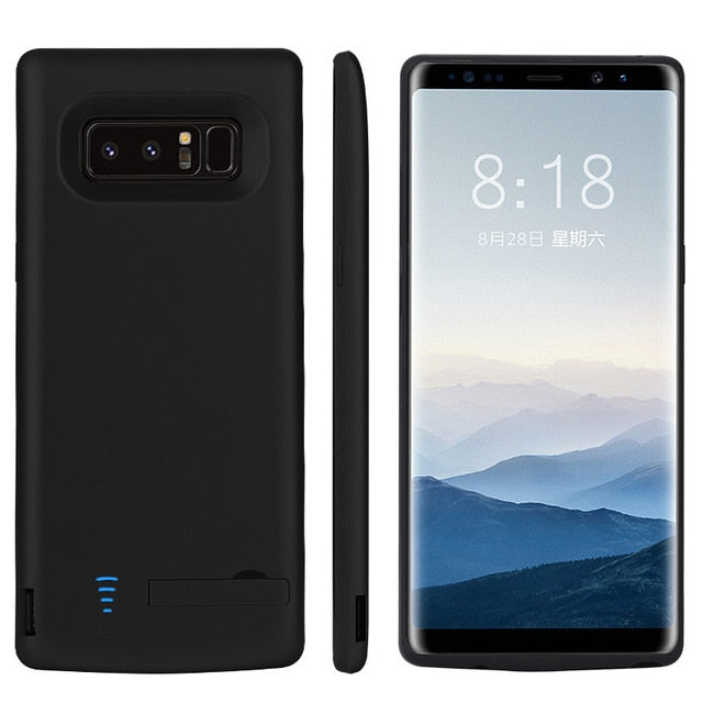 Charging Case for Samsung Galaxy Note 8