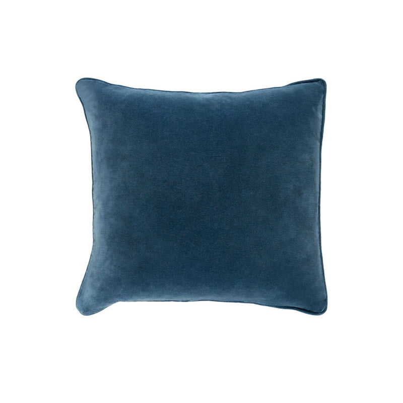 Claude Pillow Cover - Navy