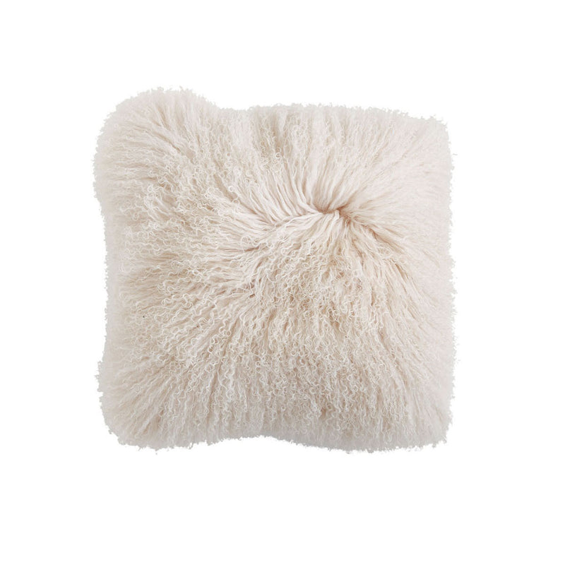 Bardot Lamb Fur Pillow