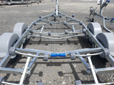Boats 18 - 20ft / 5.5 - 6.1m : Premium Tandem Axle Boat Trailer, Model 610