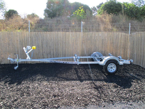 Boats 15 - 16ft / 4.6 - 4.9m : Premium Single Axle Boat Trailer, Model 505
