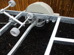 Boats 17 - 18ft / 5.2 - 5.5m : Premium Single Axle Boat Trailer, Model 575