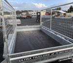 Box Trailer Cages