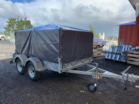 Premium Heavy Duty Box Trailer Cover