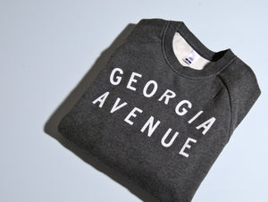 Georgia Avenue Crewneck Sweatshirt