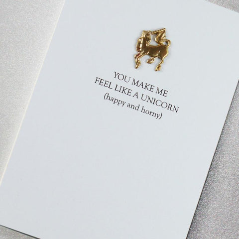 Card: Feel Like a Unicorn