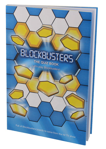 Blockbusters Puzzle Book