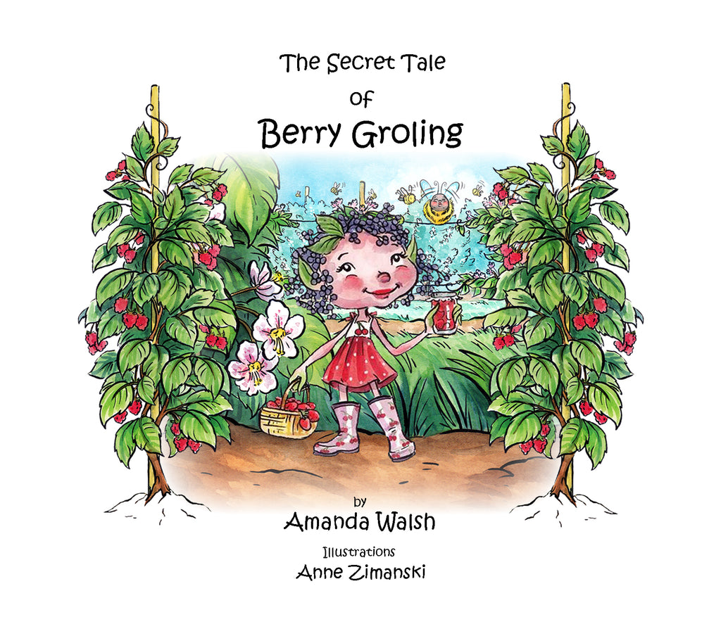 The Secret life of Berry Groling Book