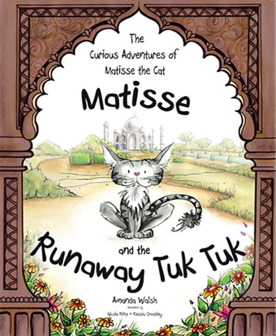 The Curious Advertures of Matisse the Cat: Matisse and the Runaway Tuk Tuk