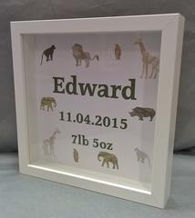 Personalised Nursery Frame