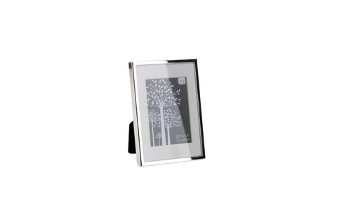 Silver Flat Edge 2.5' x 3.5' Photo Frame