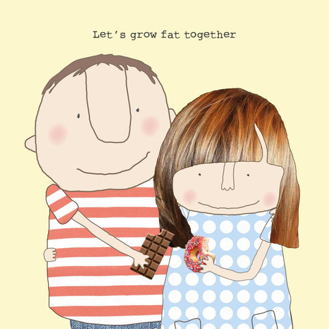 Card: Grow Fat Together